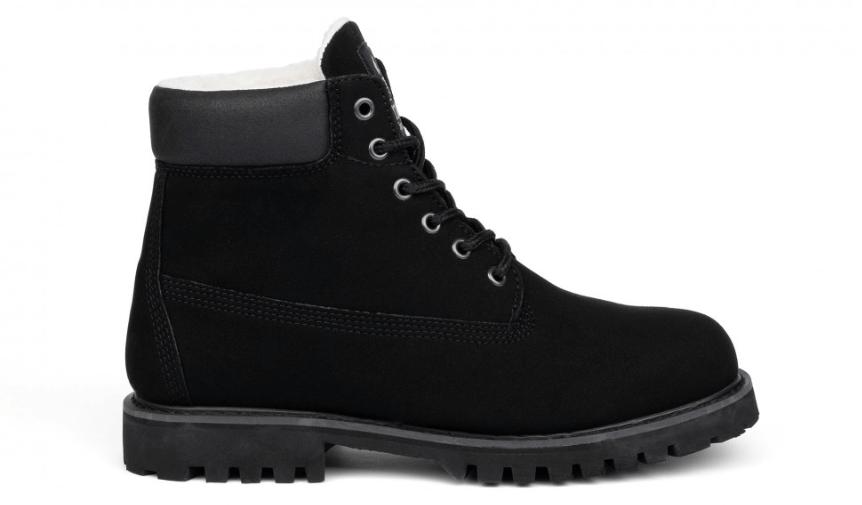 etna black NAE boot