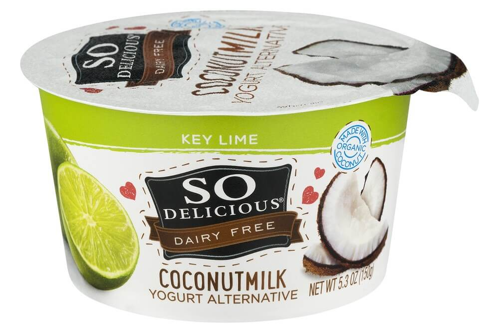 so delicious vegan yogurt