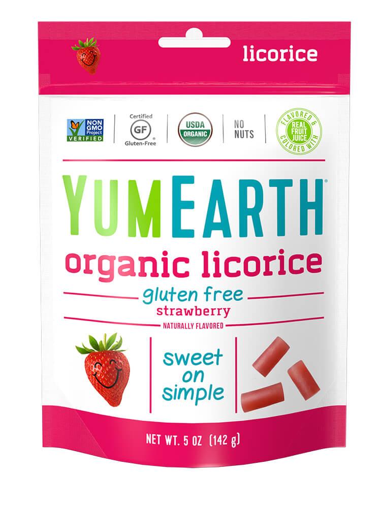 vegan yumeart licorice