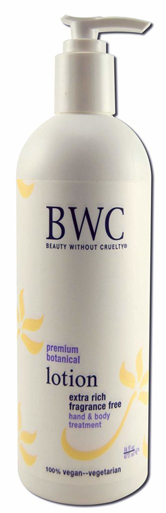 beauty without cruelty lotion