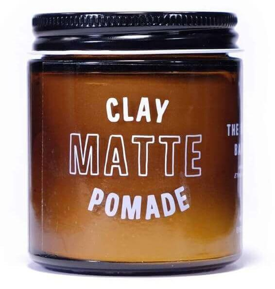 mailroom barber clay matte pomade