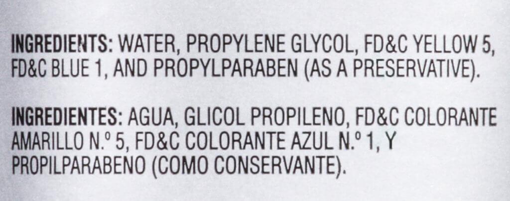 mcormicks food dye