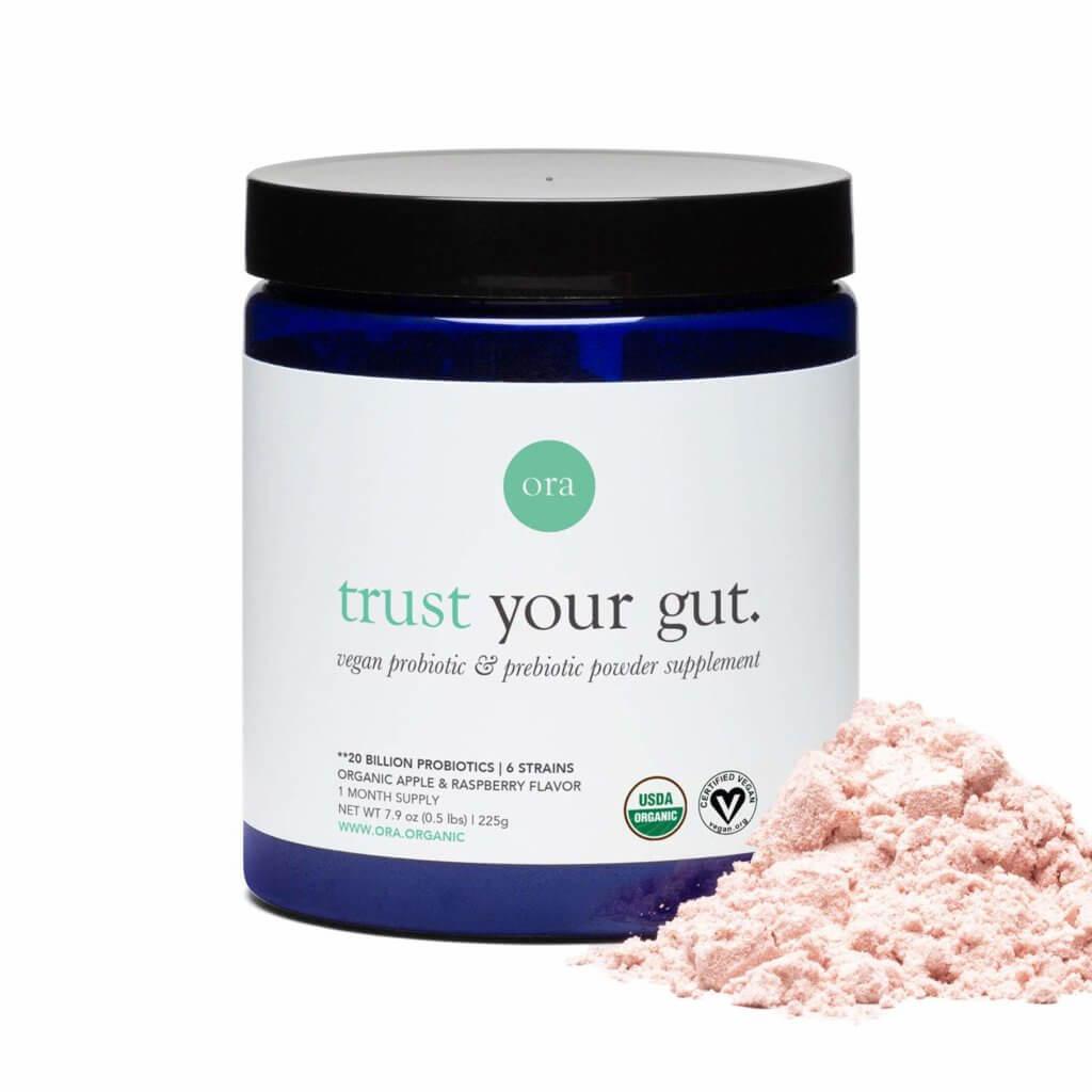 ora vegan probiotics