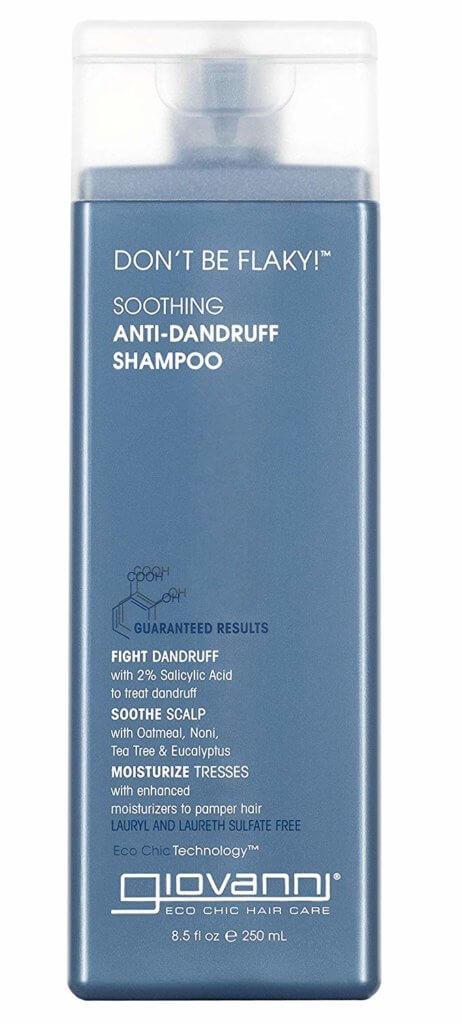 giovanni shampoo