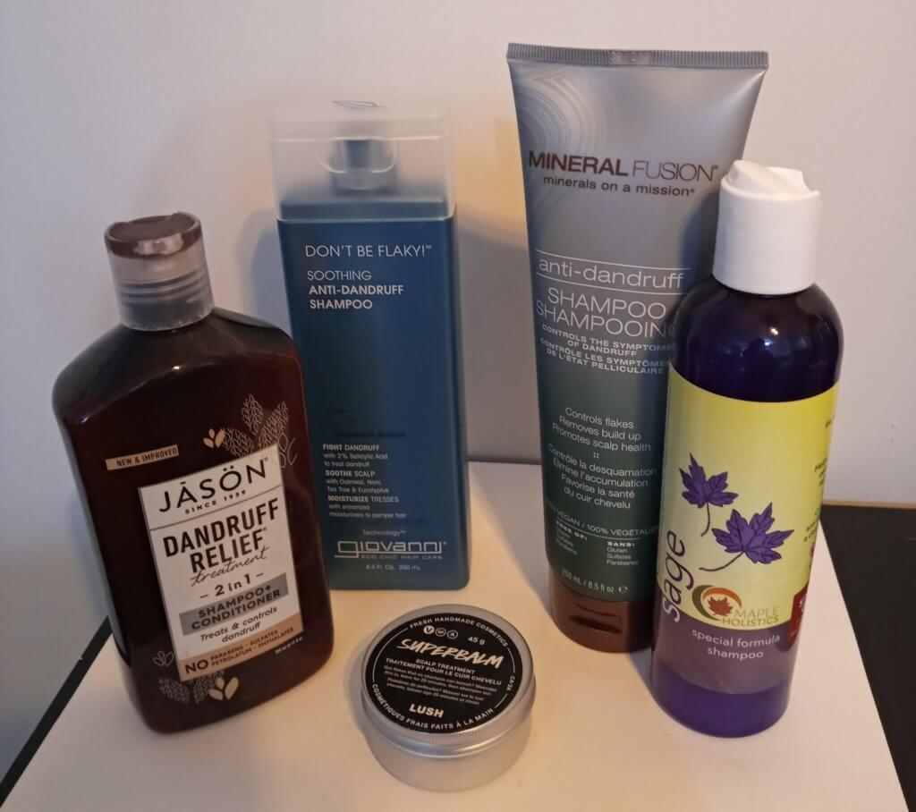 vegan dandruff shampoos