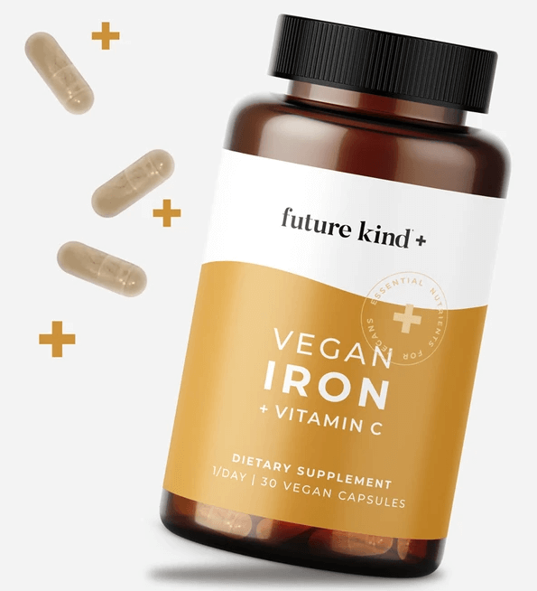 future kind vegan iron