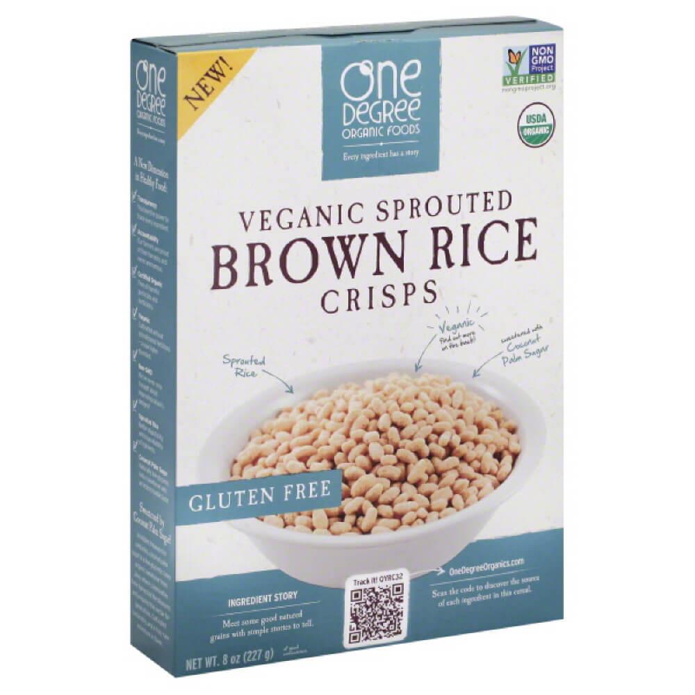 one degree rice crisps