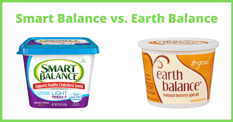 smart balance vs earth balance