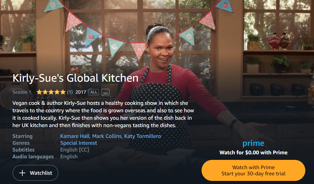 kirly sues vegan kitchen