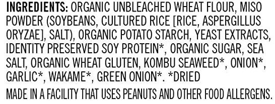 vegan ramen ingredients