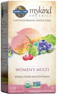garden of life vegan multivitamin for women