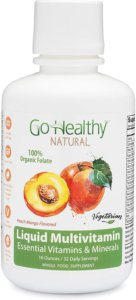 go natural liquid multivitamin
