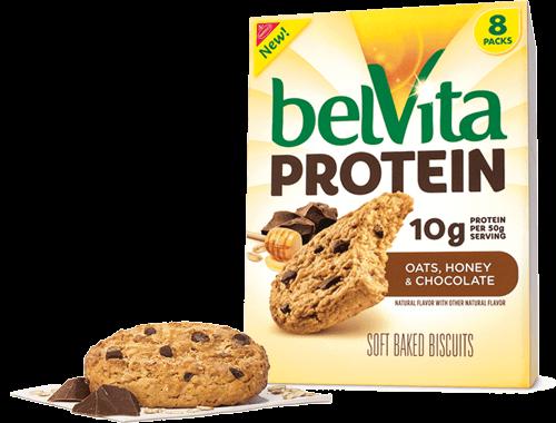 belvita protein bars