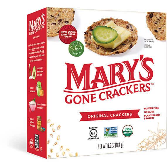 marys vegan crackers