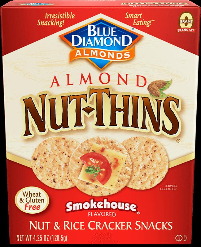 nut thins vegan flavors