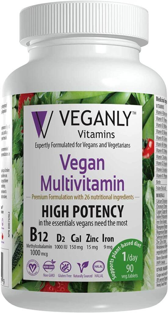 veganly multivitamin