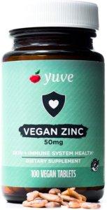 yuve vegan zinc