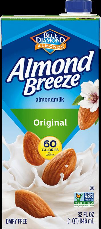 shelf stable almond milk