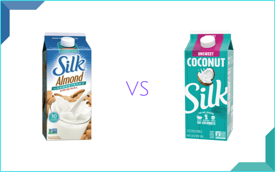 almond vs coconut milk