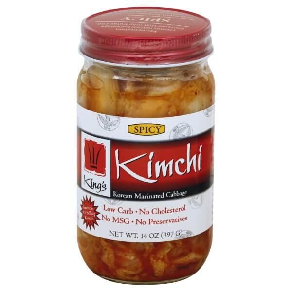 kings kimchi