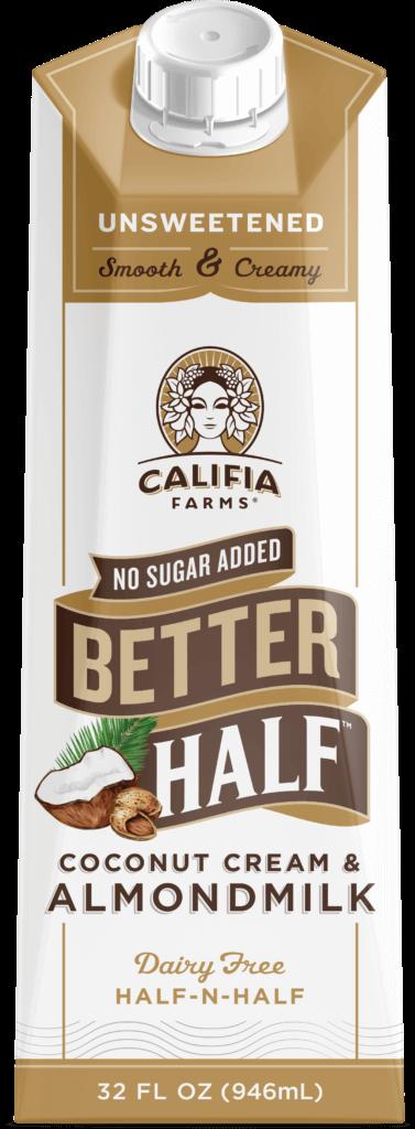 califia farms half and half