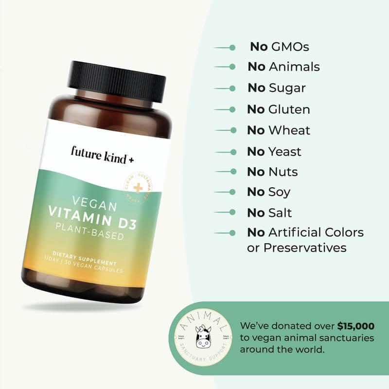 future kind vitamin d3