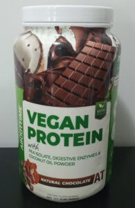 about time protein