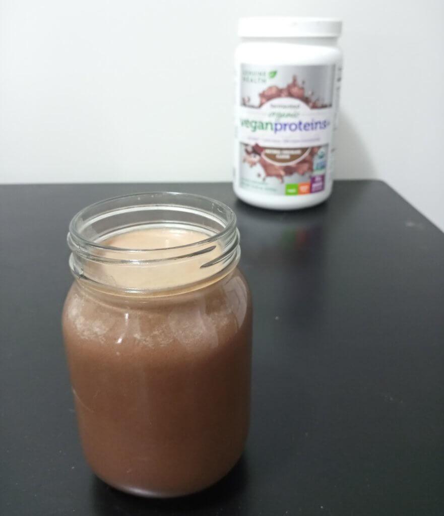 genuine health vegan protein shake