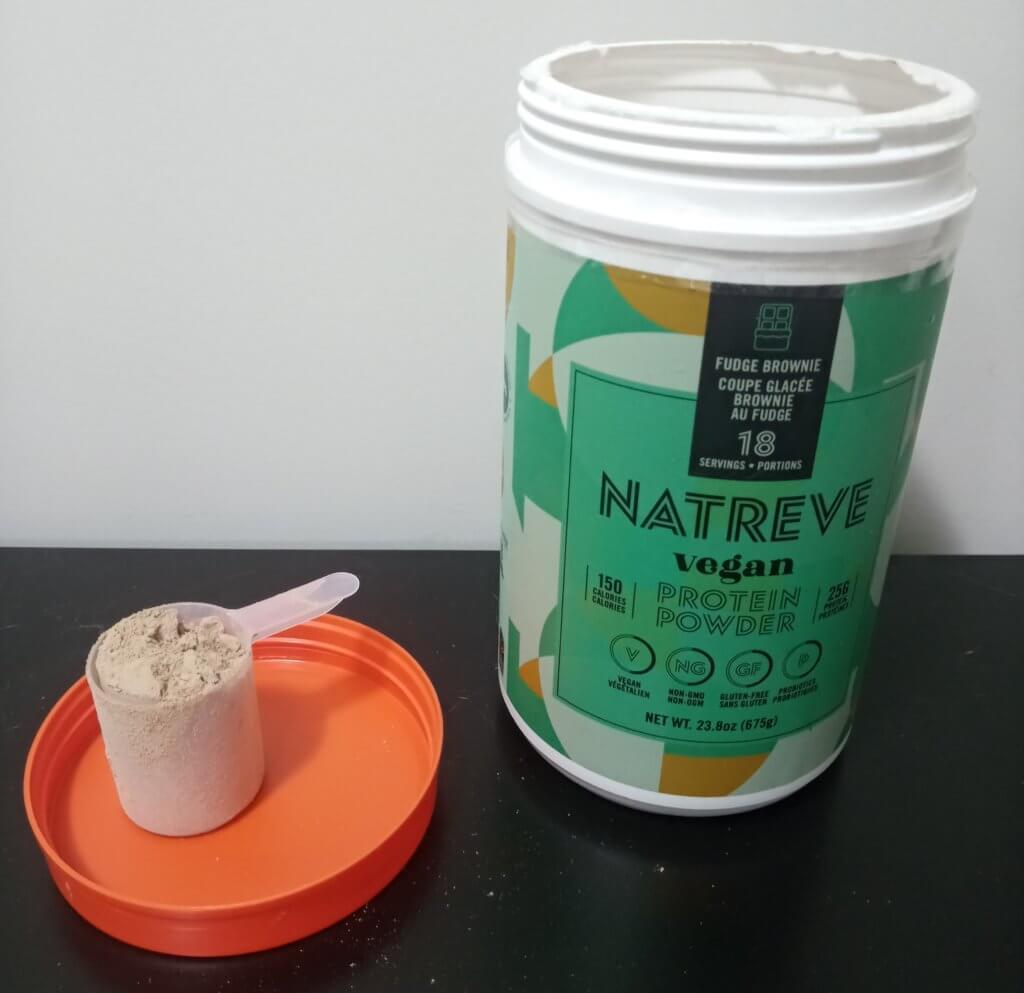 natreve protein powder