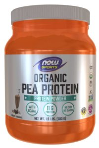 now sport pea protein