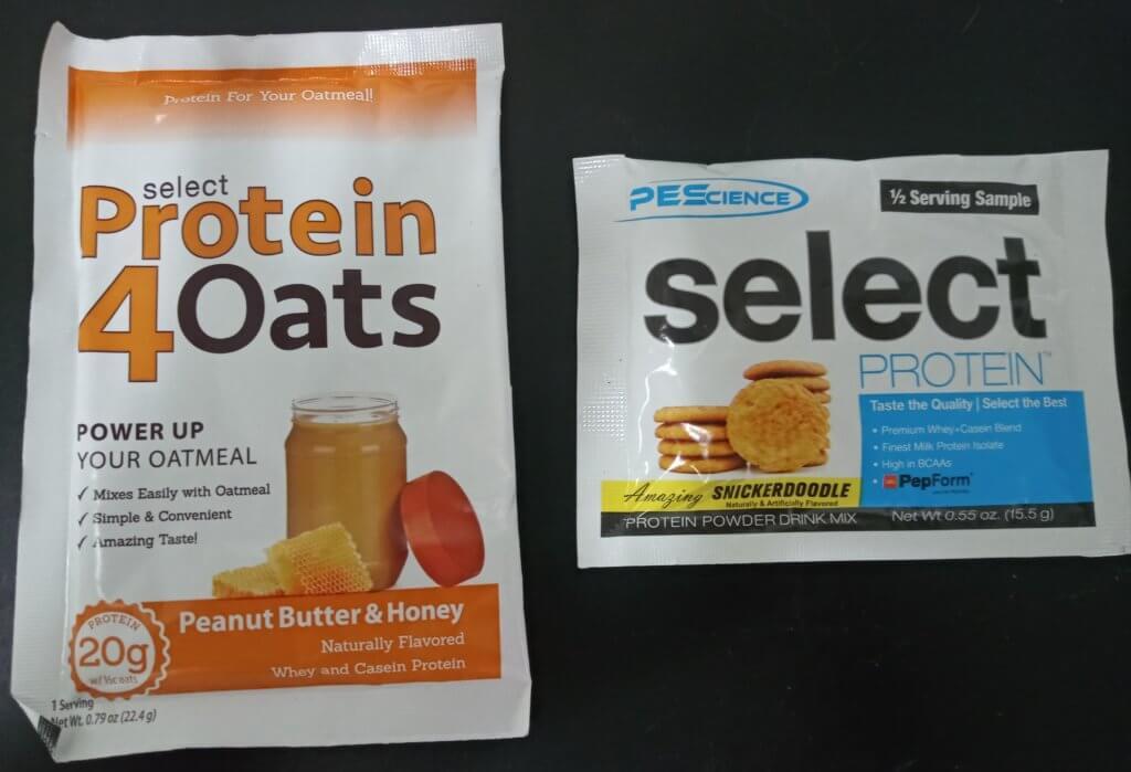 pescience non-vegan samples
