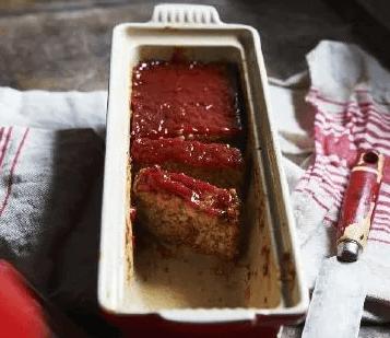 tvp meatloaf
