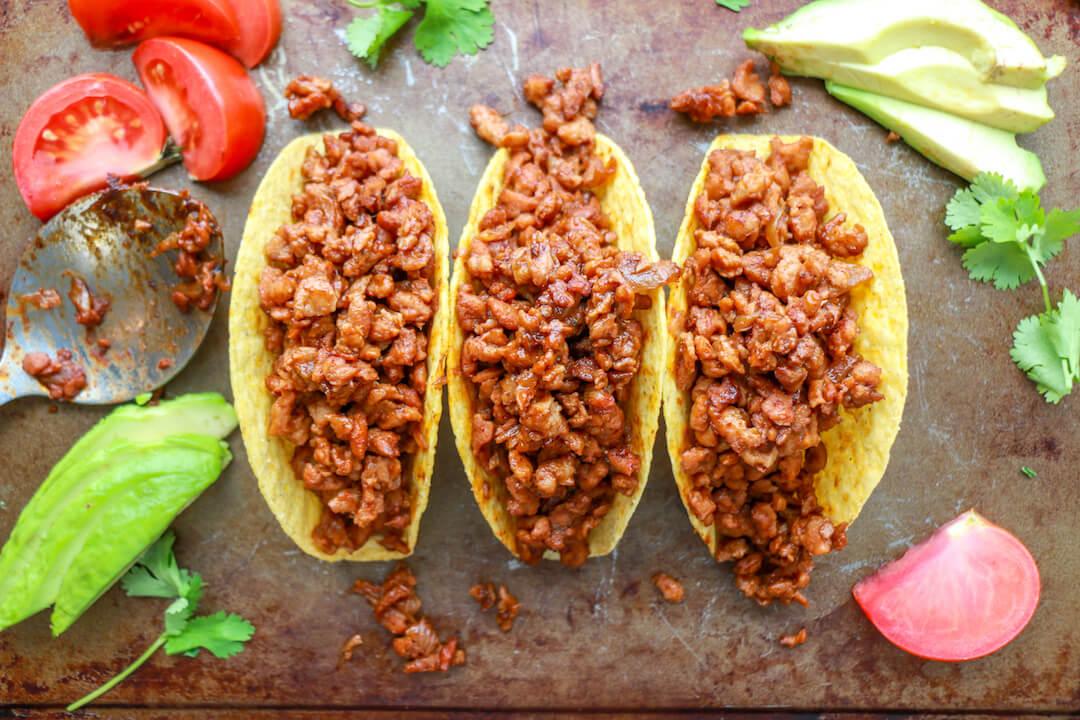 tvp tacos